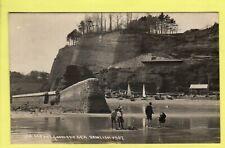 Devon - Dawlish, Lea Mount from the Sea - Chapman & Son RPPC - 1927