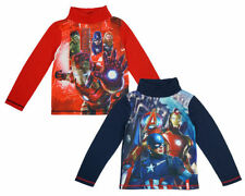 Boys' Graphic Long Sleeve Sleeve T-Shirts, Tops & Shirts (2-16 Years)