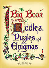The Big Book of Riddles, Conundrums and Enigmas by Fabrice Mazza (Hardback,...