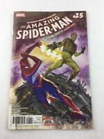 The Amazing Spiderman #25 May 2017, Marvel Comic Book