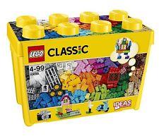 Caja de ladrillos creativos grande Lego Classic 33 colores