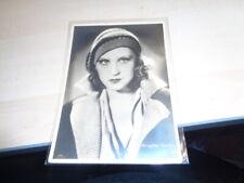 Brigitte Helm     seltene org. Ross Postkarte