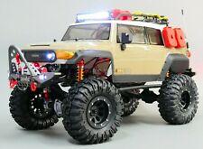 HPI Venture FJ Cruiser METAL Front Bumper w/ LED Lights