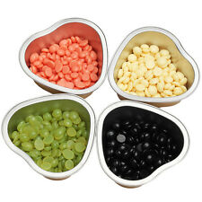 5pcs New Hair Removal Wax Bowl Film Hard Wax Pellet Waxing No More Unwanted Hair