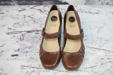 Womens Clarks Active Air Brown Shoes size Uk 6 11/10