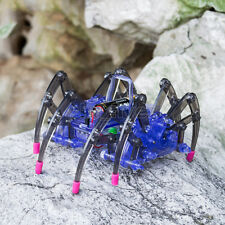 Spider Robot Science Kit Robot Self Assembly Toy Intelligent Electric DIY Gift