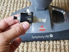 Bissell Symphony Pet 1543 Vacuum and Steam Mop Pump STEAM Repair *SEE VIDEO*