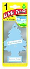 Magic Tree Little Trees Car Home Air Freshener Freshner Scent - SUMMER COTTON
