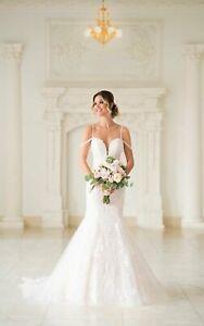 Wedding Dress by Stella York Style 6743