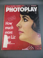 1960 July PHOTOPLAY Movie Star Magazine Full Issue LIZ TAYLOR Cover