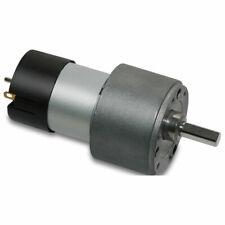 Rotalink 12V 5V DC motor y transmisión @ 12V ejecuta 20RPM @ 5V ejecuta proyecto 10RPM