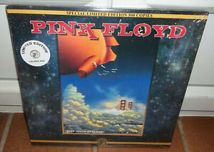 PINK FLOYD deep space oakland : dreaming of sheep 3 x lp LIM.500 ex. Trifold