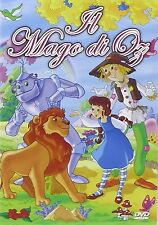 Fairy tale For Children The Magician By Oz Age Preschool DVD Carton Cored