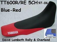 Yamaha TT600R TT600RE Belgarda Seat Cover Coprisella Sitzbezug Housse de Selle