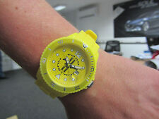 Genuine Ford Mustang Lolli Yellow Watch 36200364