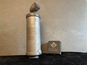Kondensator Mikrofon Neumann CMV3 Telefunken ELA MZ 027/1 + Ela MZ 026/2 Kapsel