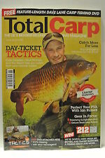 Total Carp Fishing Magazine. June, 2013. Catch More For Less. Gear In Focus.