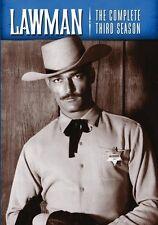 Lawman: La Terza Completa Stagione 3 (John Russell) Senza Blocchi Regionali DVD