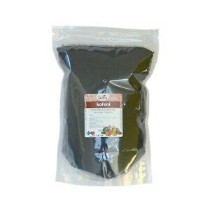 BLACK CARAWAY, BLACK CUMIN - [Nigella sativa L.] - whole seeds - 1000g (1kg)