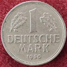 Germany 1 Deutsche Mark 1950 F (D2004)