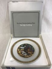 "Royal Copenhagen H. Ch. Andersen Plates  "" The Ugly Duckling"""