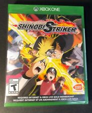 Naruto to Boruto [ Shinobi Striker ] (XBOX ONE) NEW