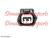 "Side Feed OEM Fuel Injector Connector Female With Attached 4"" Pig Tail"