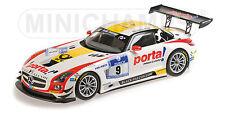 Minichamps 2013 SLS AMG GT3 Winner 24h Nuremberg #9 1:18*New