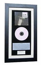 WATERBOYS Debut+1st CLASSIC CD Album GALLERY QUALITY FRAMED+EXPRESS GLOBAL SHIP