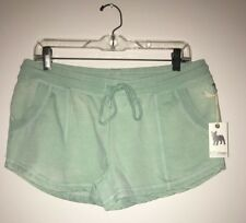 New PJ SALVAGE Women's Seafoam Green Lounge Sweat Shorts With Pockets M