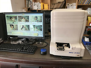 Used Noritsu 135AFC film scanner LS-600 standalone w/ EZ controller and dongle