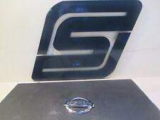 2010 Nissan Versa S MR18DE OEM Rear Hatch Trunk Emblem Logo Badge