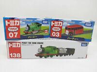 TAKARA TOMY TOMICA Lote Set x 3 Thomas & Friends. NUEVO.