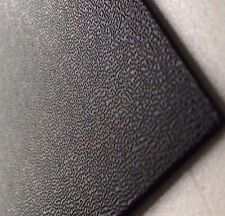 3mm Black Pinseal Embossed ABS Sheet 1390mmx990mm