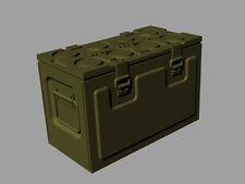 PANZER Art, 1/35 re35-185 c206 scatole munizioni Britannica (25 PDR PISTOLA)