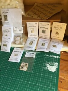 1/24th Scale Dolls House Petite Properties Large Qty Kits