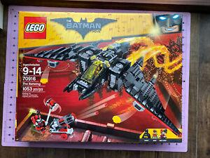 The LEGO Batman Movie The Batwing 2017 (70916)