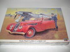1/48-Hasegawa- Focke-Wulf FW 190 A-5 w/ BMW 327-new in box in Factory Shrink