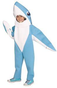 Left Shark Child Costume Katy Perry Superbowl Half Time Show Performance Blue