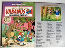 Urbanus nr 84  Standaard Uitgeverij  2000