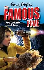 Blyton, Enid, Five On Kirrin Island Again: Book 6 (Famous Five), Very Good Book