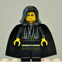 Lego Emperor Palpatine 7166 7200 Yellow Head Hands Star Wars Minifigure