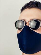 Social Distancing OceanBlue Maske Nasen-Mund-Bedeckung waschbare Alltagsmaske