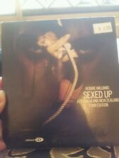 FREE POSTAGE Sexed Up [Single] by Robbie Williams AUSTRALIAN TOUR EDITION