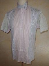 Camisa de manga corta SARGA BLANCO Talla M colección 2014