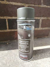 VW Bulli Green Army Spray Paint Cans 400ml Military Spec Paint Industrial
