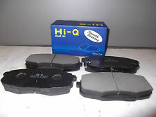 HI-Q & TITAN HOLDEN CAPTIVA WAGON FWD AWD ALL MODEL  FRONT & REAR BRAKE PAD SET