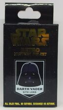 Disney Trading Pins STAR WARS RETRO DARTH VADER SITH LRD Mystery Boxed Set of 2