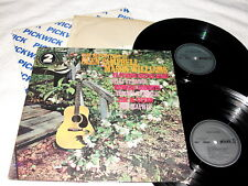 """""""The Big Guitars"""" 1970's Country, 2-LP's, Nice VG++!, Various Artists, Pickwick"""