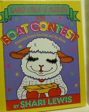 Lamb Chop's Fables: The Boat Contest : The Lion and the Mouse by Aesop and Shari